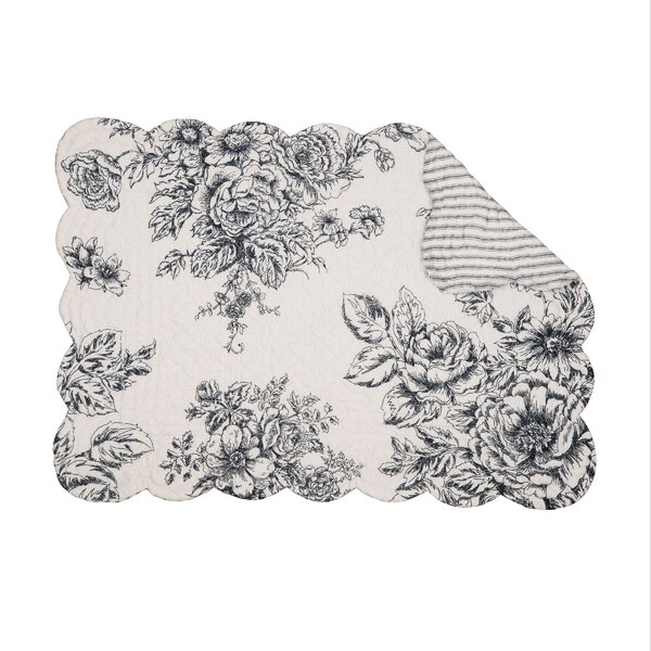 Nelly 19 Placemat (Set of 6) by C&F Home