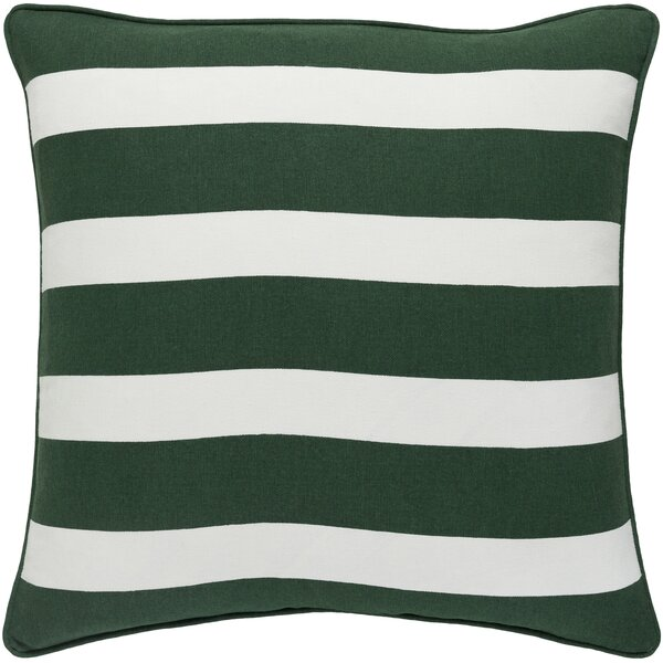 Czapla Cotton Throw Pillow by Breakwater Bay
