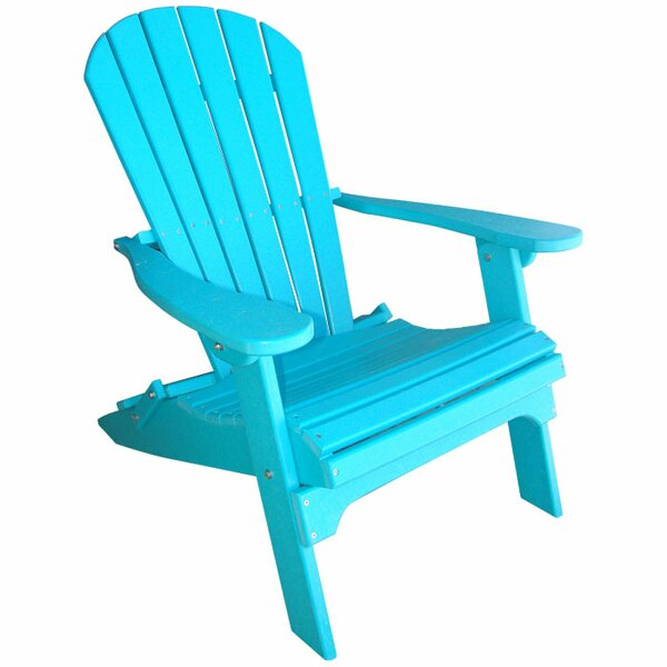 Phat Tommy Plastic Folding Adirondack Chair by Buy