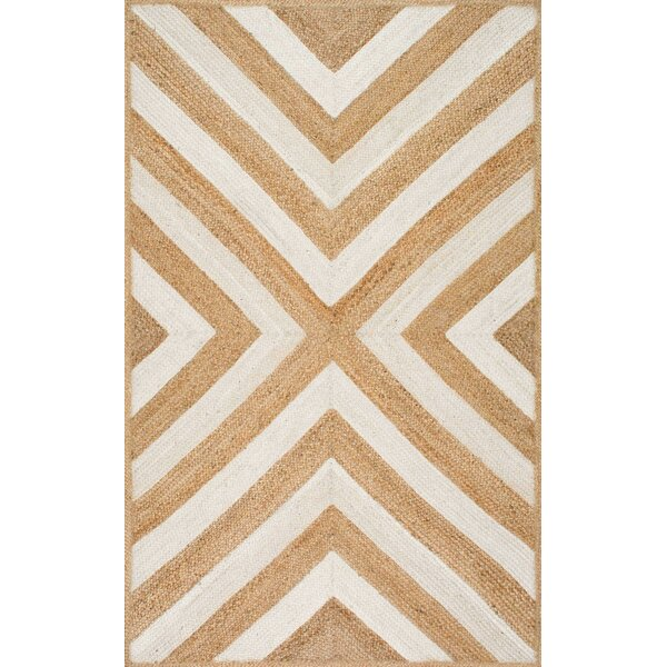 Agia Natural Area Rug by Bay Isle Home
