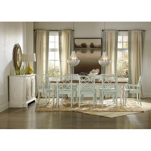 Sunset Point 9 Piece Dining Set by Hooker Furniture