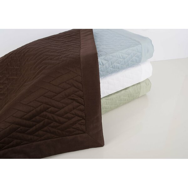 Viscaya Quilted Single Coverlet