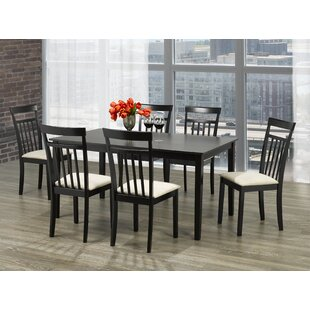Kitchen dining tables youll love wayfair snider modern rectangle dining table workwithnaturefo