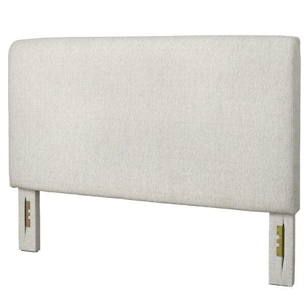 Faszcza Queen Upholstered Panel Heaboard by Latitude Run