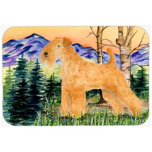 Lakeland Terrier Kitchen/Bath Mat
