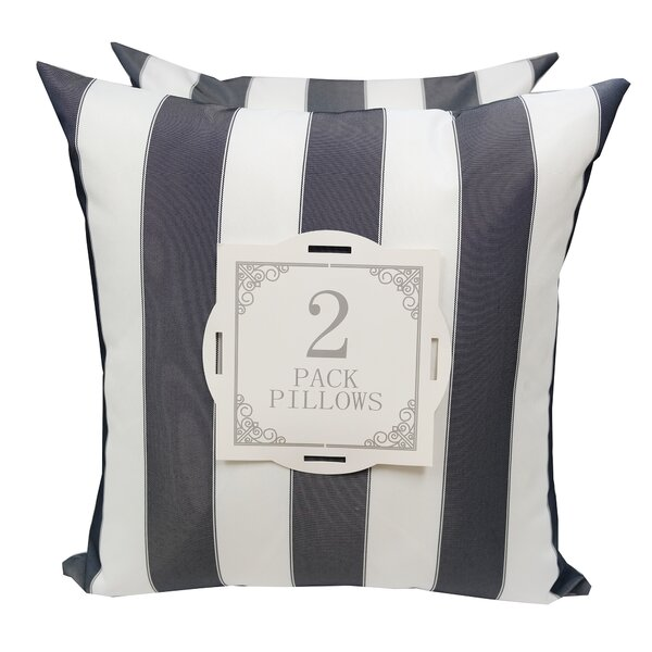 Outdoor Throw Pillow (Set of 2) by Home Accent Pillows| @ $39.99