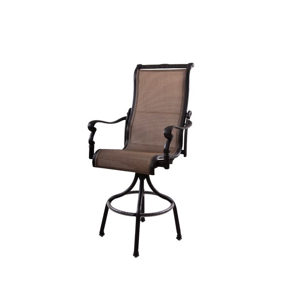 Bagwell 29 Patio Bar Stool by Darby Home Co