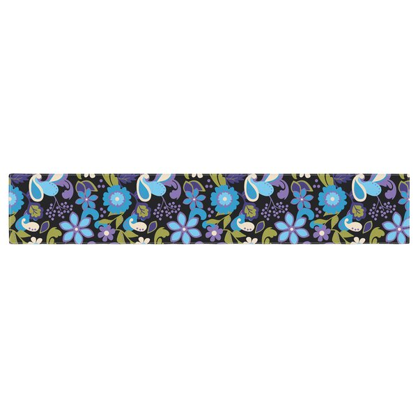 Carolyn Greifeld Florals Table Runner by East Urban Home