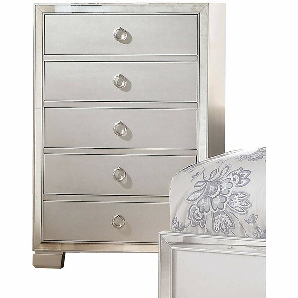 5 Drawer Chest by House of Hampton