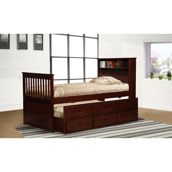 Warner Twin Bed by Harriet Bee
