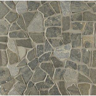 Pebble Random Sized Stone Tile In Lombok
