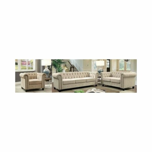 Cornish 3 Piece Living Room Set by Darby Home Co