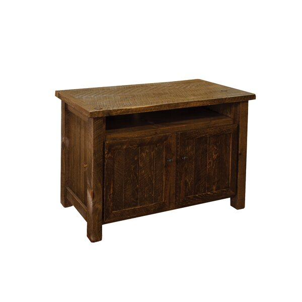 Dewey Solid Wood TV Stand For TVs Up To 55