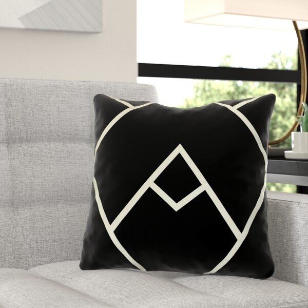 Barbagallo Polyester Throw Pillow by Wade Logan