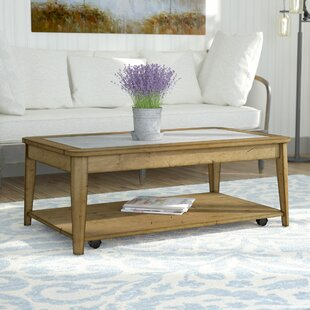 Jalynn Coffee Table by August Grove