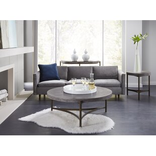 Dirksen 3 Piece Coffee Table Set 17 Stories