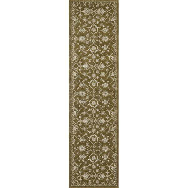 Britley Green Area Rug by World Menagerie