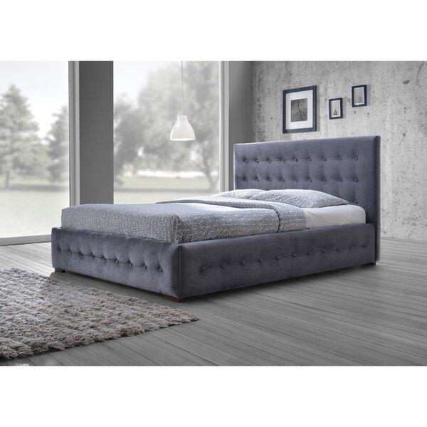Ebern Designs Er King Upholstered Platform Bed By
