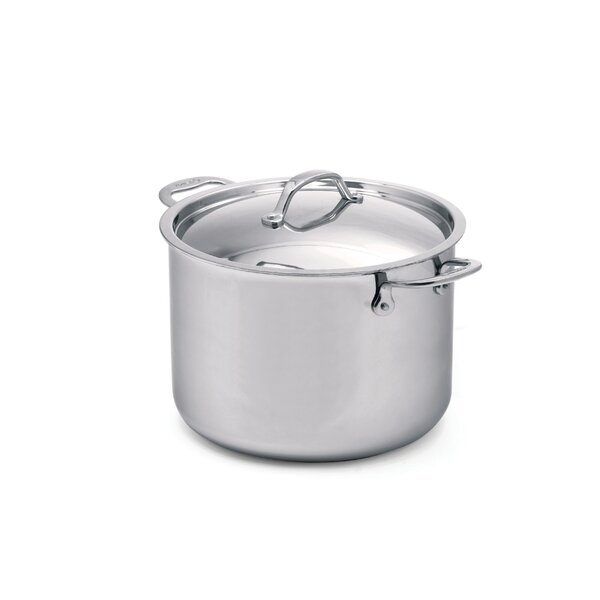 Elite Stock Pot with Lid by Cuisinox