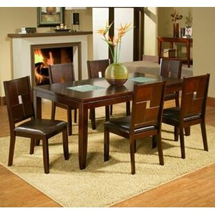 Affordable Lakeport Extension Dining Table By Alpine Furniture