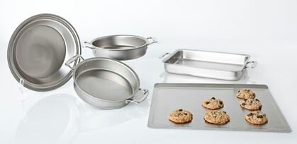 5 Piece Bakeware Set by 360 Cookware