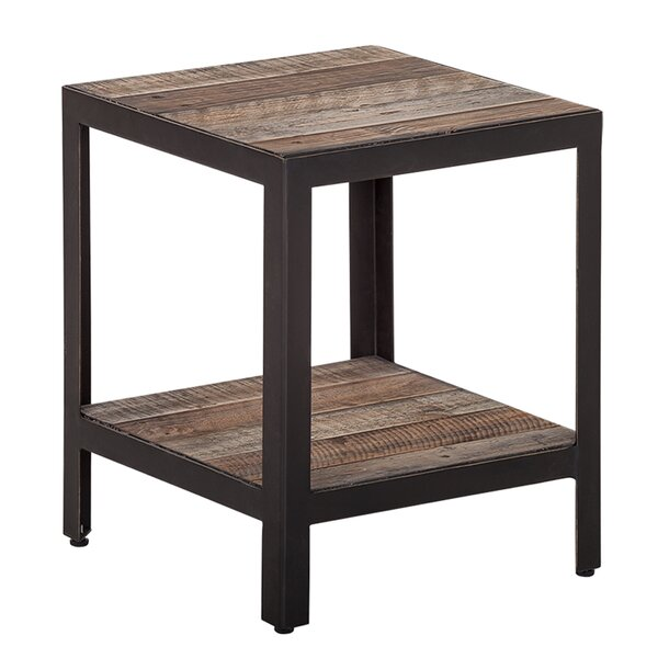 Mathis End Table by Breakwater Bay Breakwater Bay