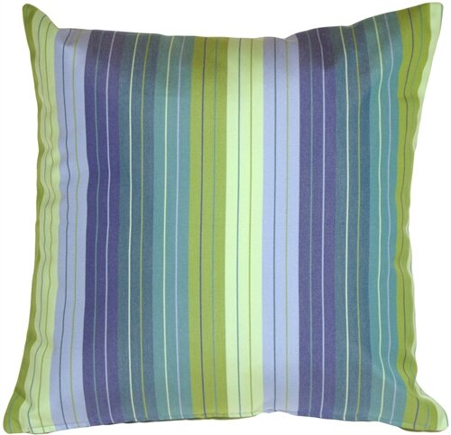 Ekaterina Outdoor Sunbrella Throw Pillow by Longshore Tides
