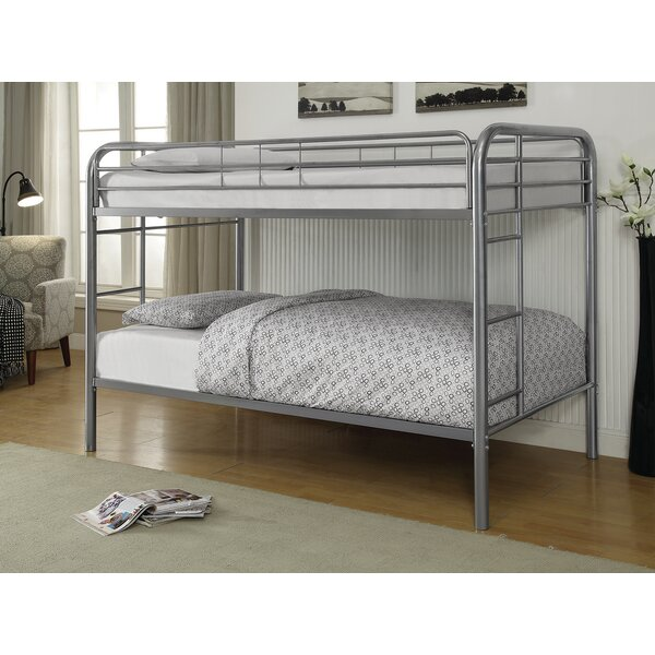 Garfield Twin over Twin Bunk Bed by Zoomie Kids