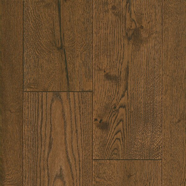 7-1/2 Engineered Oak Hardwood Flooring in Deep Etched Fall River by Armstrong Flooring