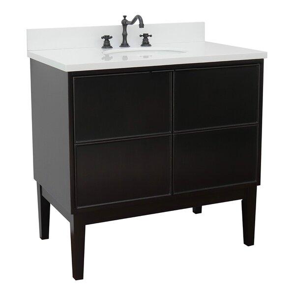 Encina 37 Single Bathroom Vanity Set by Gracie Oaks