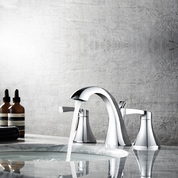 Abbie Widespread Bathroom Faucet by Vinnova