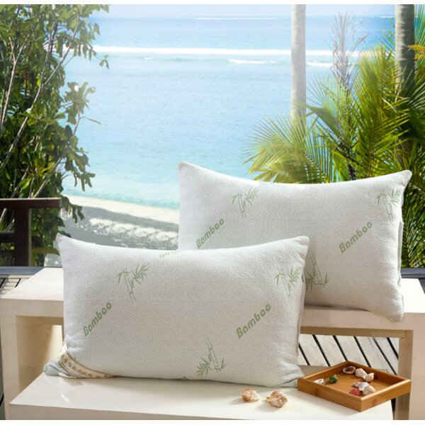 Extreme Comfort Memory Foam Standard Pillow by Alwyn Home