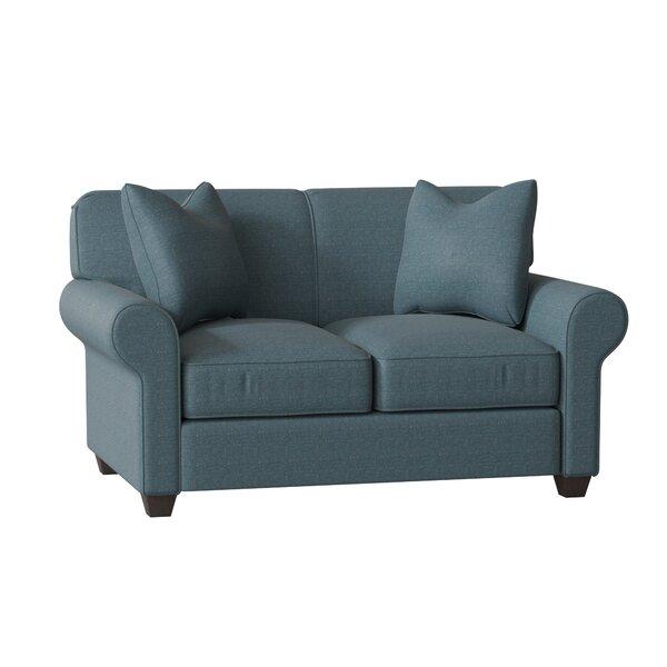 Jennifer Loveseat by Wayfair Custom Upholstery™