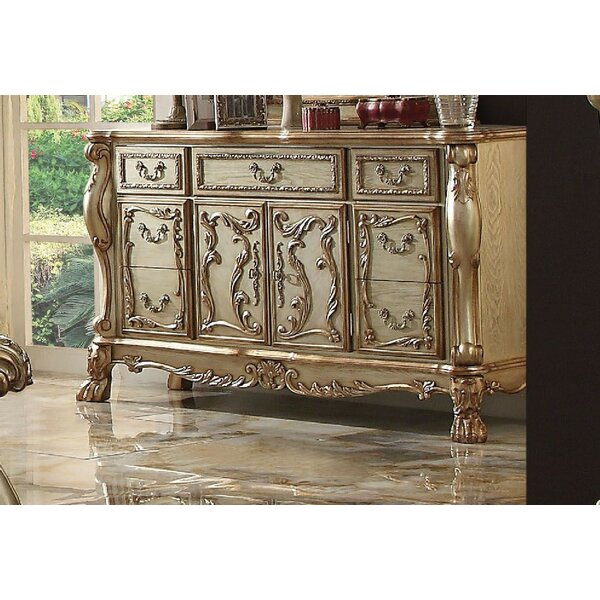 Selma 7 Drawer Combo Dresser by Astoria Grand