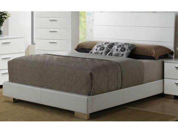 Jasinski Upholstered Standard Bed by Latitude Run