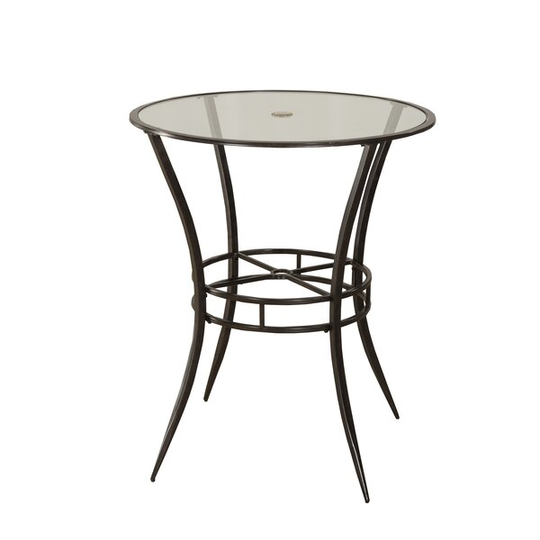 David Bistro Table by Darby Home Co