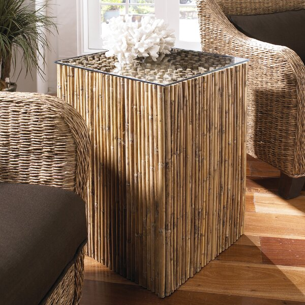 End Table By Padmas Plantation