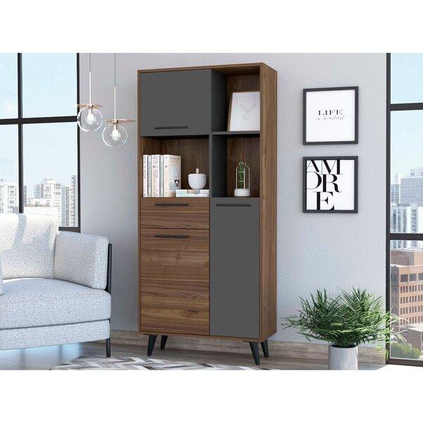 Vandemark Standard Bookcase By Corrigan Studio
