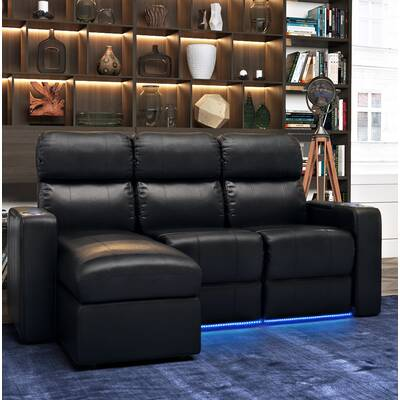 Superieur Home Theater Sofa