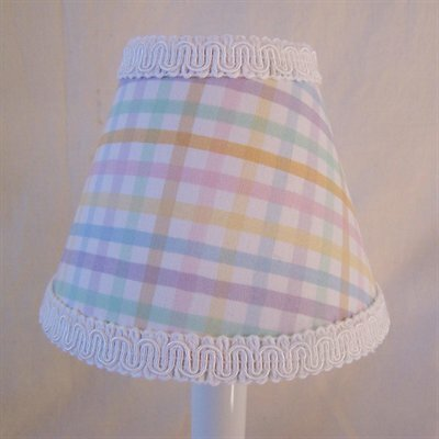 Purely Plaid Night Light by Silly Bear Lighting