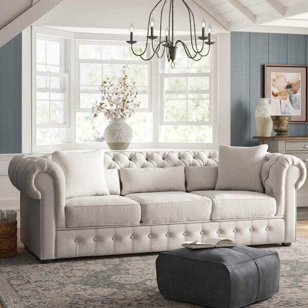 Bargains Calila Chesterfield Sofa Surprise! 60% Off