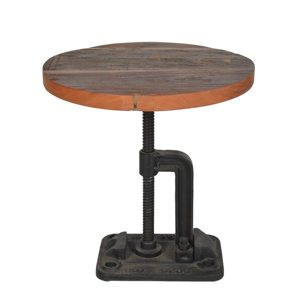 Rizzi End Table by Williston Forge
