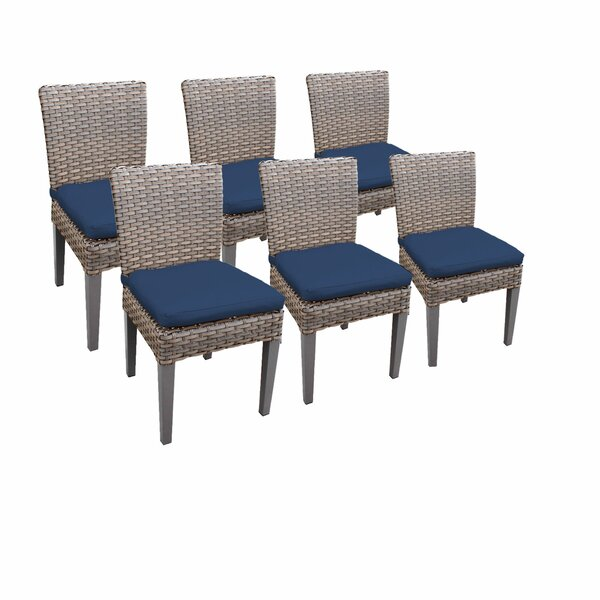 Romford Patio Dining Chair with Cushion (Set of 6) by Sol 72 Outdoor