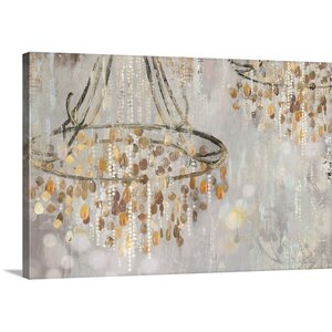 Cortege I by Aimee Wilson Painting Print on Wrapped Canvas by Great Big Canvas