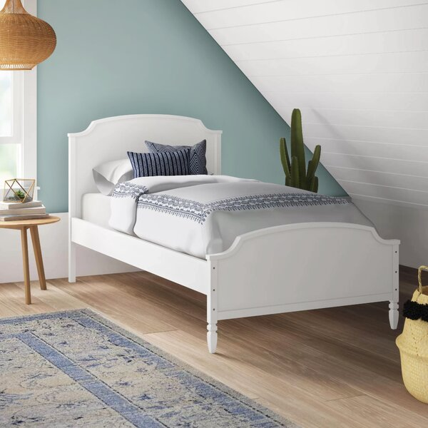 Ulus Twin Platform Bed by Mistana