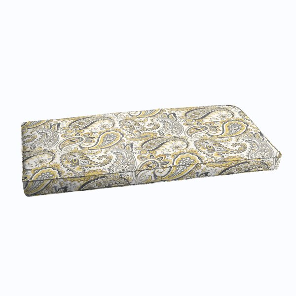 Indoor/Outdoor Bench Cushion by Alcott Hill