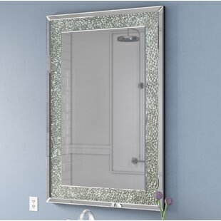 Latitude Run Rectangle Wall Mirror