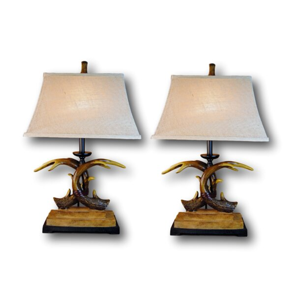 Remmers 28 Table Lamp Set (Set of 2) by Loon Peak