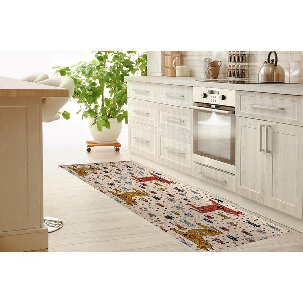 Helgha Kitchen Mat
