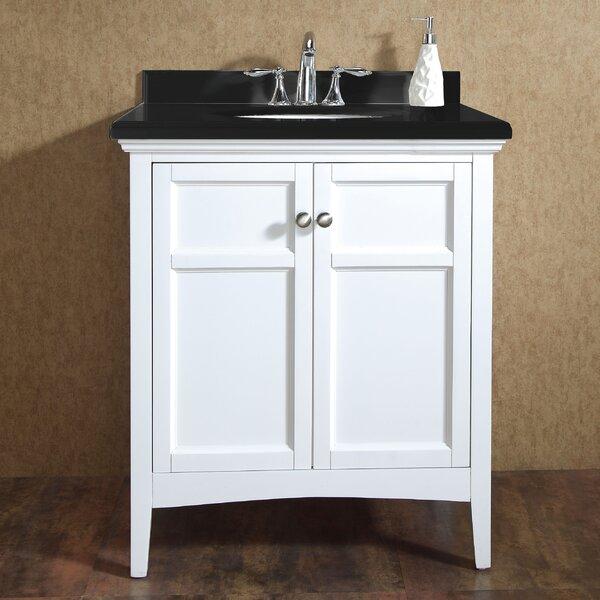 Campo 30 Single Bathroom Vanity Set by Ove Decors